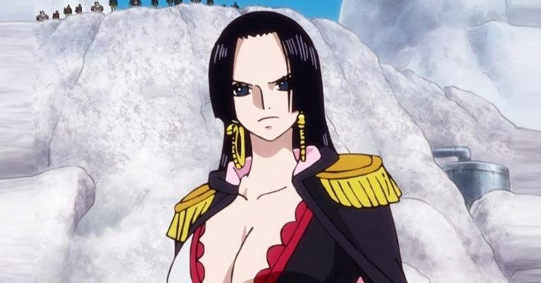 10 Wanita tercantik dan terseksi di One Piece 9