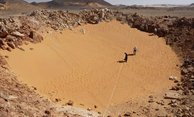 Terungkap! 5 Rahasia dan Penemuan Dibalik Pasir Gurun Sahara 1
