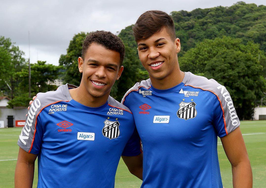 Kaio Jorge di Klub Santos