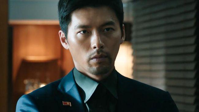 Hyun Bin dalam film Confidential Assignment
