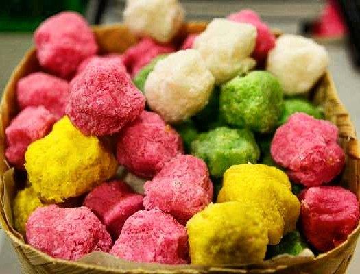 Geplak, makanan manis khas jogja