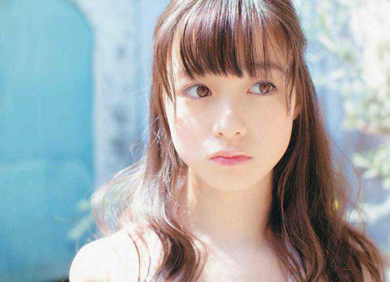 7 Aktris Muda Jepang Berbakat Dan Bertalenta Tahun 2021 1