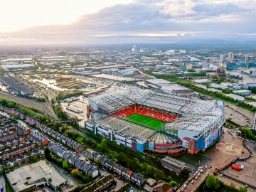 8 Fakta Lengkap The Theatre Of Dreams, Markas Klub Setan Merah 10