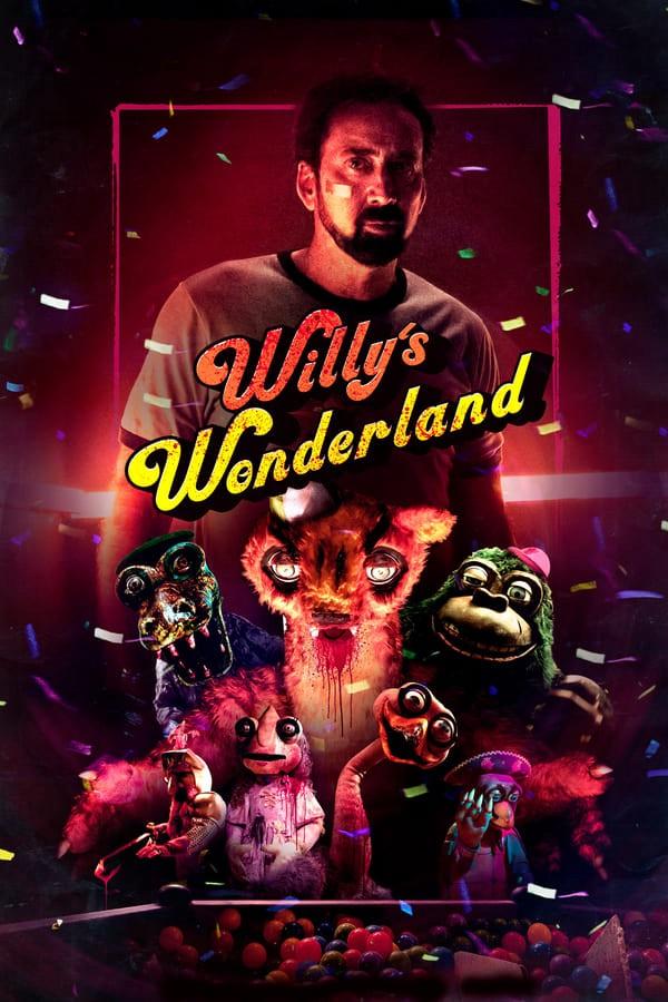 Alur Cerita Willy's Wonderland [2021] 3