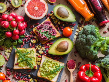 Perbedaan Vegetarian dan Vegan 9