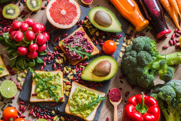 Perbedaan Vegetarian dan Vegan 1