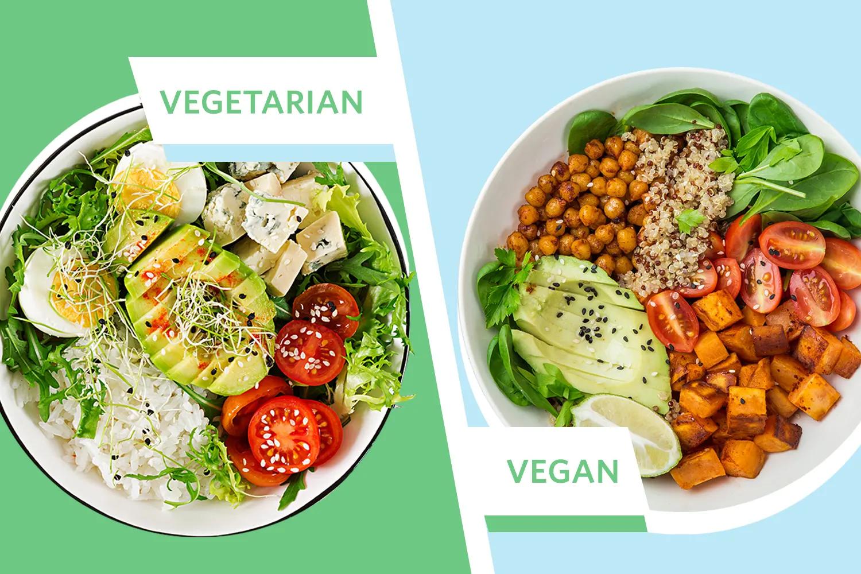 Perbedaan Vegetarian dan Vegan 3