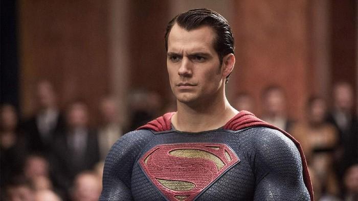 Superman versi Henry Cavill