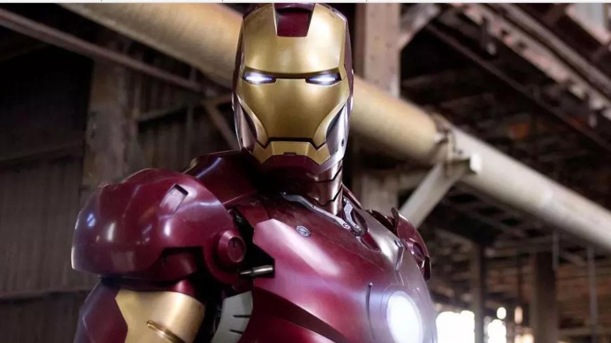 Iron Man versi Robert Downey Jr.