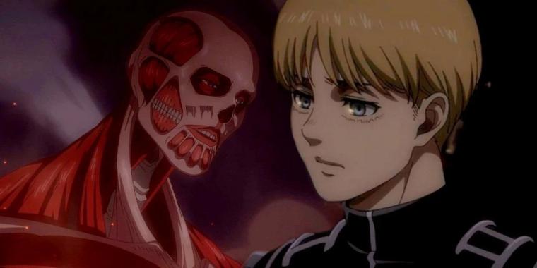 Titan versi Armin