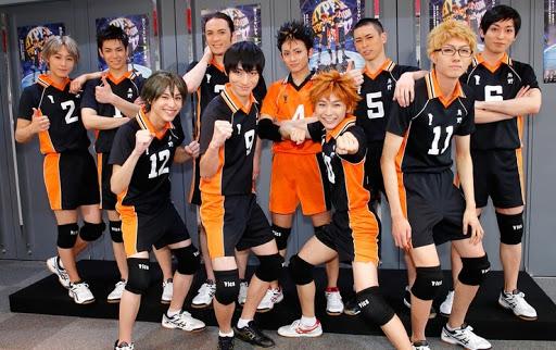 Haikyuu Hyper Engeki Project Karasuno Team