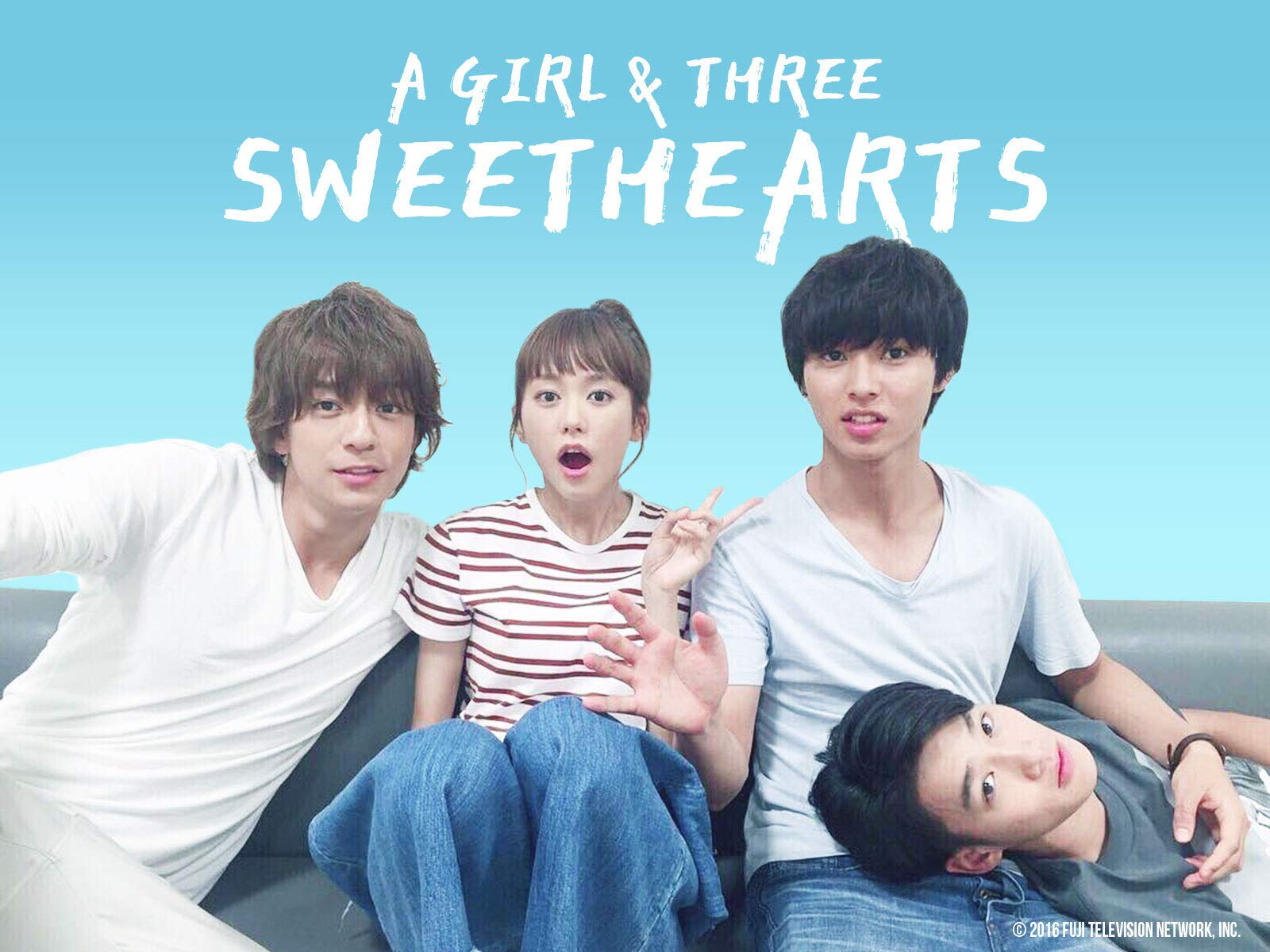 A Girl And Three Sweethearts