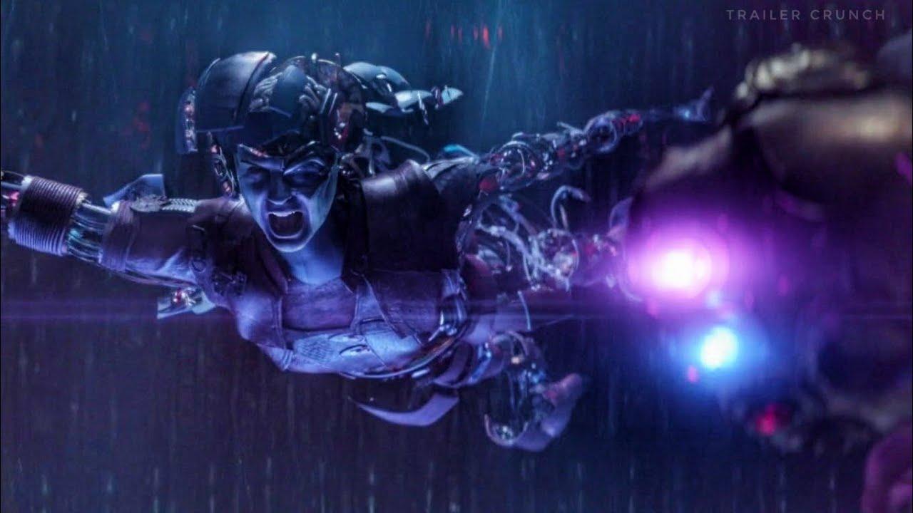 Thanos menyiksa Nebula dan mengancam Gamora agar memberikan lokasi detail Soul Stone