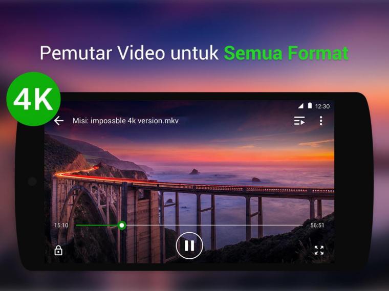 Pemutar Video Semua Format