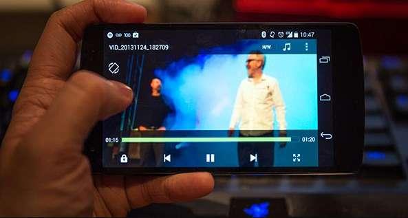Pemutar Video Untuk Android