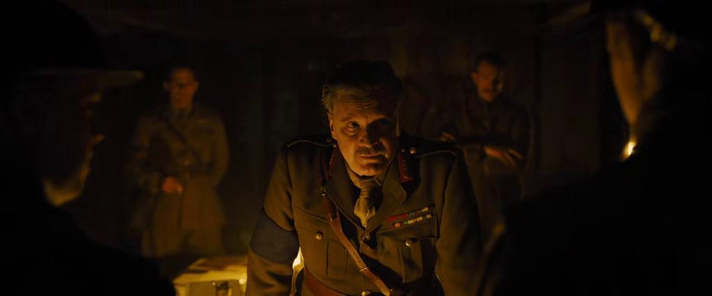 Jenderal Erinmore memberitahukan misi yang harus ditempuh
