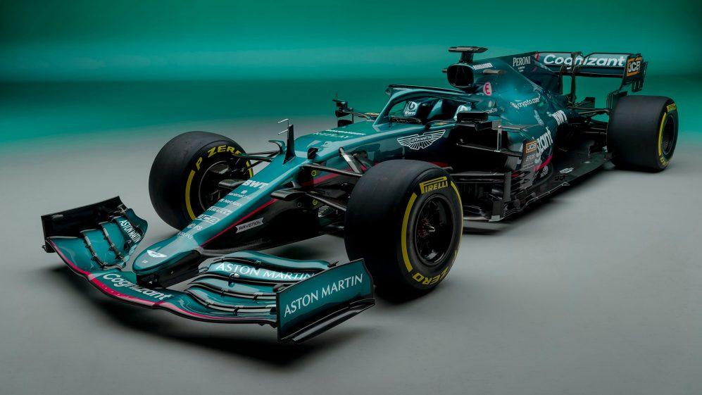 Aston Martin. Sumber: Formula 1