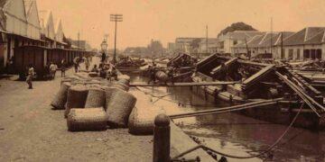 Sejarah Pelabuhan Kalimas Surabaya sebagai Pusat Perdagangan di Abad ke-20 12