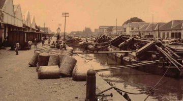 Sejarah Pelabuhan Kalimas Surabaya sebagai Pusat Perdagangan di Abad ke-20 3