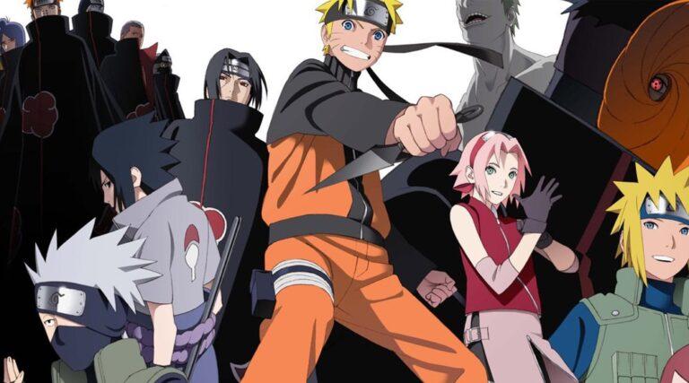 8 Karakter Naruto Paling Populer Versi Myanimelist 1