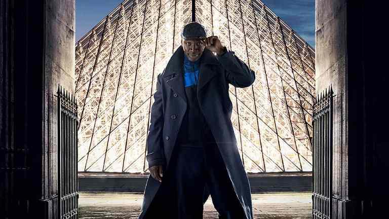 Omar Sy sebagai Assane Diop atau Arsene Lupin