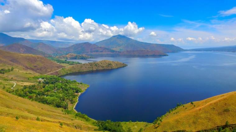 Danau Terhebat di Nusantara 4