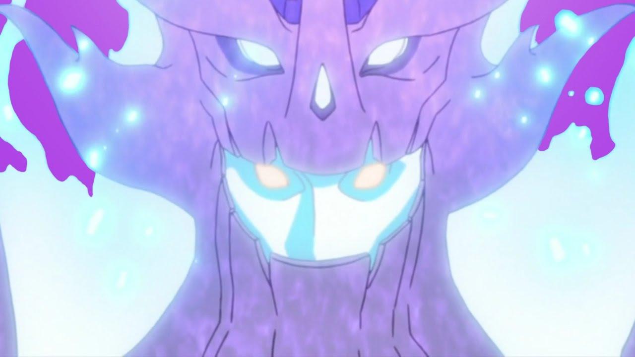 Tanpa Rinnegan, ini kekuatan lain Sasuke 5