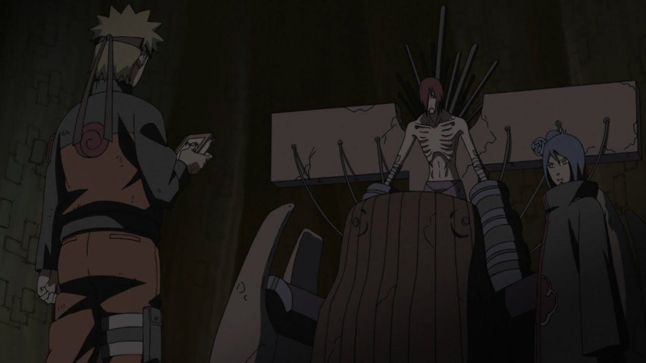 Tanpa Kurama, ini kekuatan lain Naruto 8