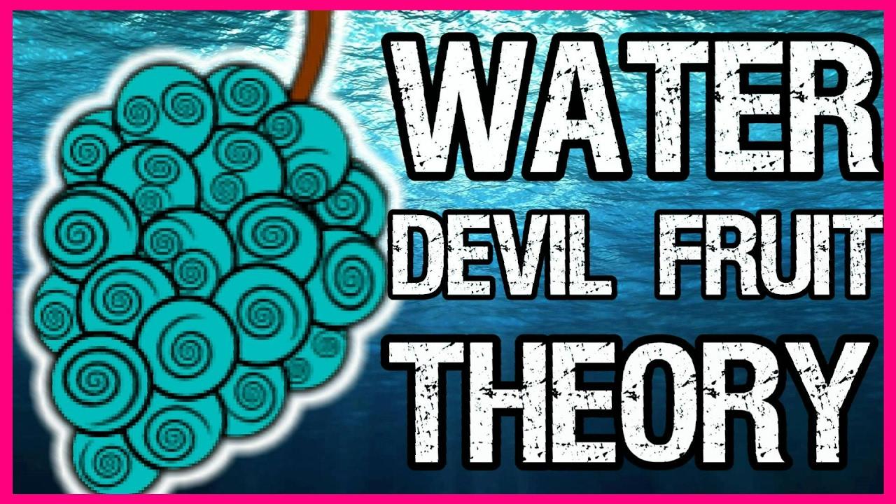 Logia Air? apa jadinya jika buah iblis berikut ada dalam dunia One Piece 3