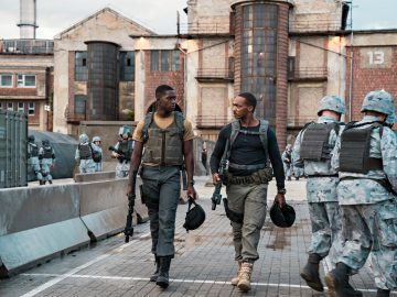 Tentara Super Android Yang Membelot Melawan Kemanusiaan 12
