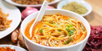 Resep Spaghetti Tanah Batak (Mie Gomak) 11