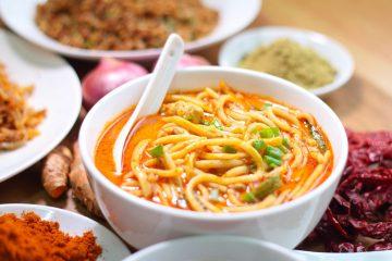 Resep Spaghetti Tanah Batak (Mie Gomak) 2