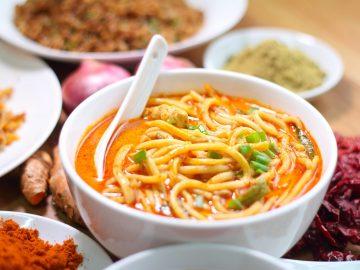 Resep Spaghetti Tanah Batak (Mie Gomak) 15
