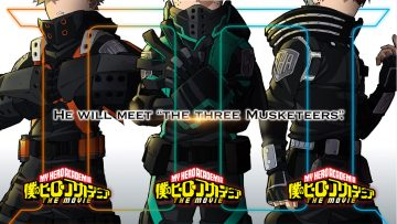 My Hero Academia: Movie ke-3 26