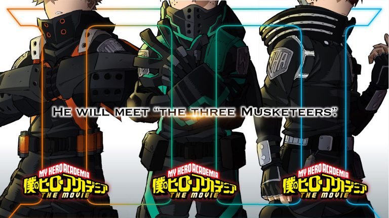 My Hero Academia: Movie ke-3 1