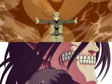 Apa Saja Cerita Attack On Titan Yang Mirip Dengan Naruto? Ini Jawabannya 14