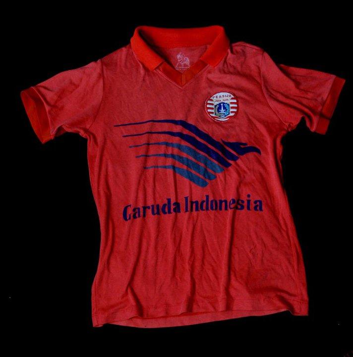 Jersey Persija tahun 1987/1988