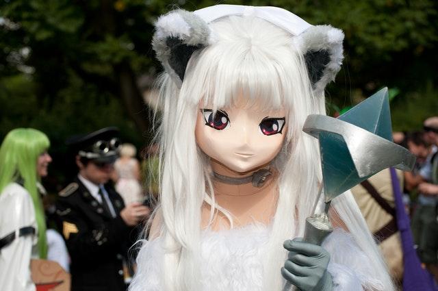 salah satu event yang dimana wibu bisa cosplay atau jadi karakter anime favorit mereka.