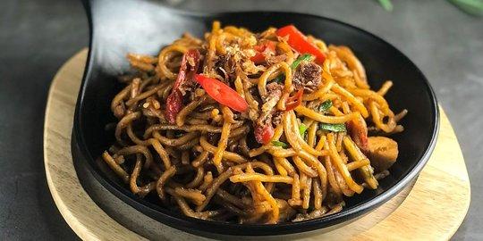 Resep Spaghetti Tanah Batak (Mie Gomak) 5