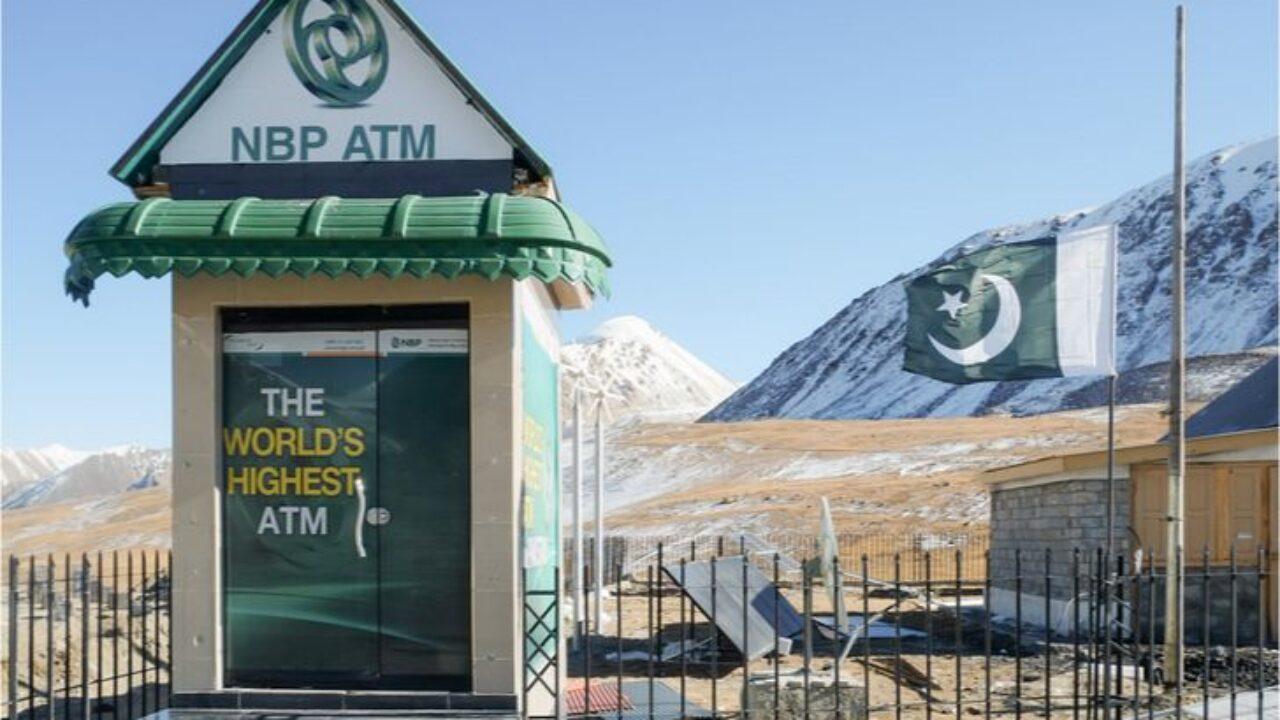 ATM Tertinggi di Dunia