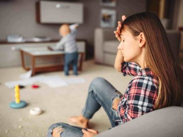 3 Hal yang harus Dilakukan Ibu agar Tidak Stress Selama Pandemi 8