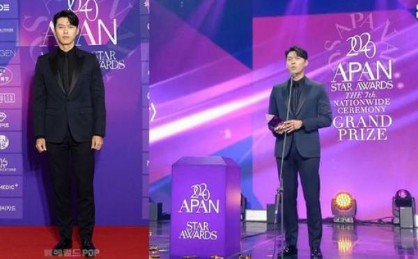 Hyun Bin, Makin Bersinar Setelah Menemukan Tambatan Hati 4