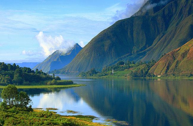 Danau Terhebat di Nusantara 3