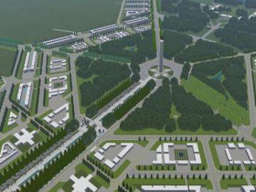 Progres Pembangunan Ibukota Indonesia ke Kalimantan Timur 6