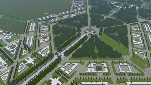 Progres Pembangunan Ibukota Indonesia ke Kalimantan Timur 1
