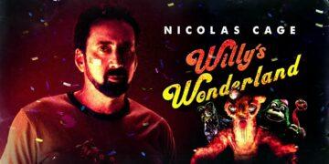 Alur Cerita Willy's Wonderland [2021] 17