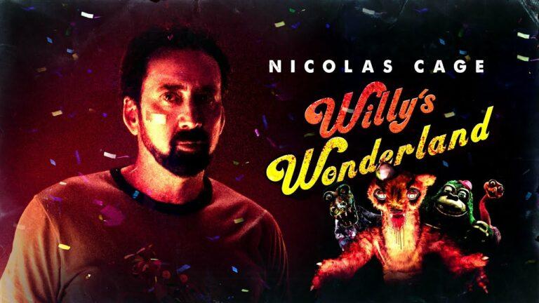 Alur Cerita Willy's Wonderland [2021] 1