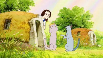 Cerita singkat Film Neko No Ongaeshi 13