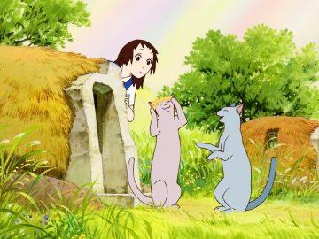 Cerita singkat Film Neko No Ongaeshi 8