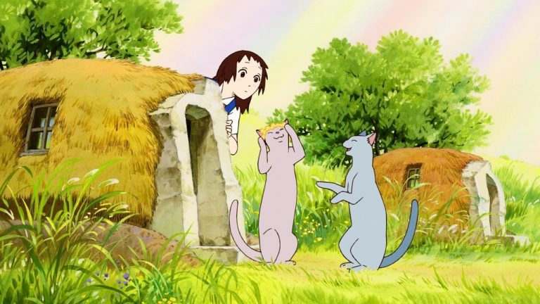 Cerita singkat Film Neko No Ongaeshi 1